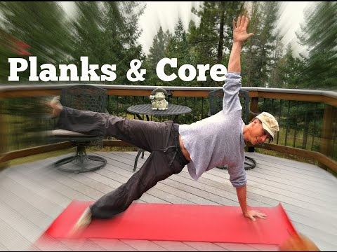 video  corepower yoga 10 minute killer plank core workout